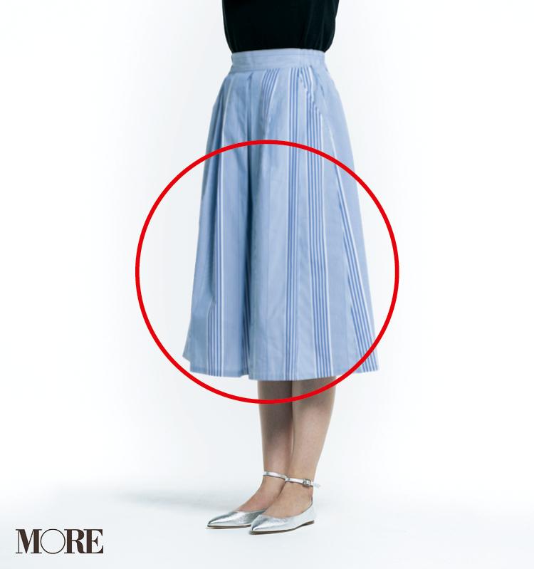 春スカート、いちばんきれいに見える靴はどれだ!? 全部はいてみました選手権☆記事Photo Gallery_1_14