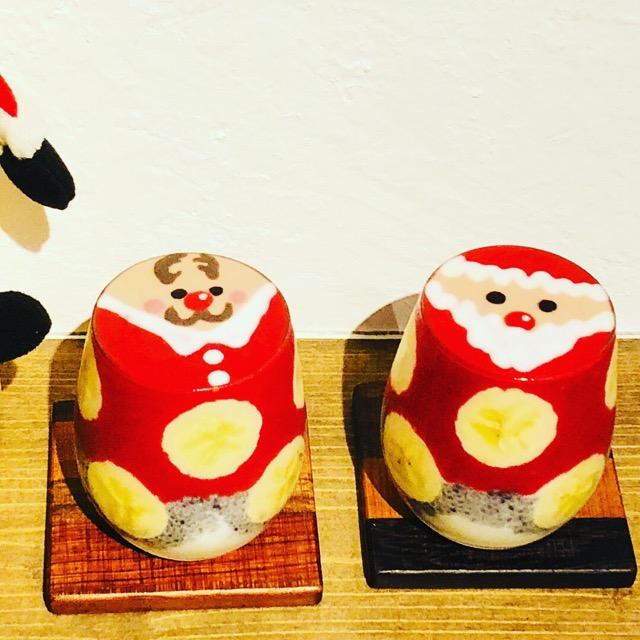 【JTRRDCAFFE】で、<クリスマス限定>のスムージーがフォトジェニックすぎる!_1