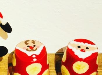 【JTRRDCAFFE】で、<クリスマス限定>のスムージーがフォトジェニックすぎる!