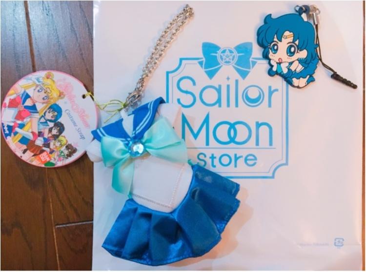 【セーラームーン25周年】世界初のオフィシャルストア誕生!『Sailor Moon store』に行ってみた!_6