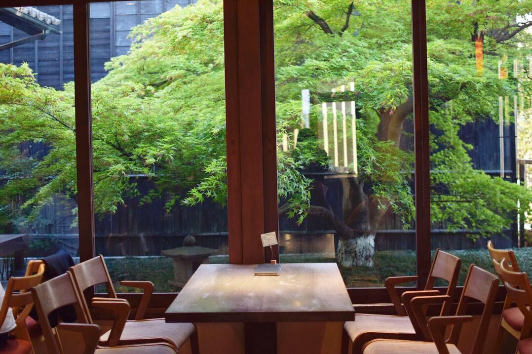【岐阜 カフェ】積み木パウンドケーキで有名な ナガラタタンのタタンカフェ 【川原町】_2
