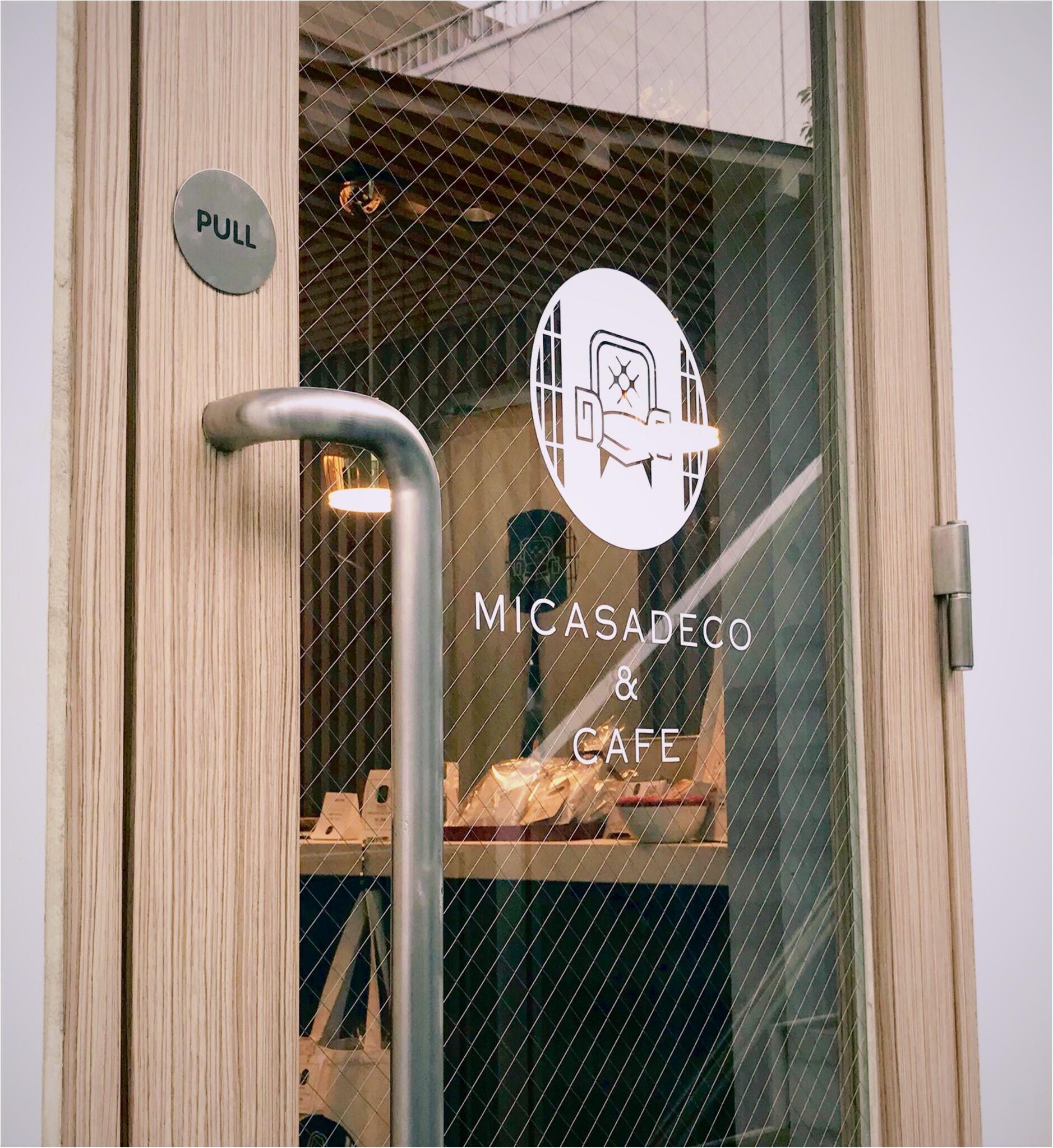 並んででも食べたいふわっふわパンケーキ♡神宮にあるミカサデコ&カフェのリコッタチーズパンケーキ\(^^)/_2