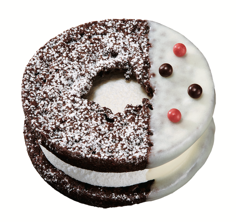 次なるイベントはホワイトデー! 『ミスタードーナツ』の真っ白に染まった「ショコラカーニバル ホワイト」をご覧あれ♡_1