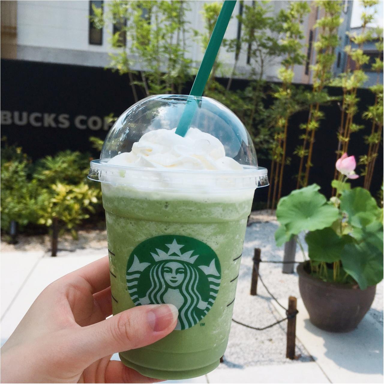 本当は教えたくない♡京都なのに空いてて、日本庭園で飲める!穴場の【スタバ】があるんです(*°○°*)_10