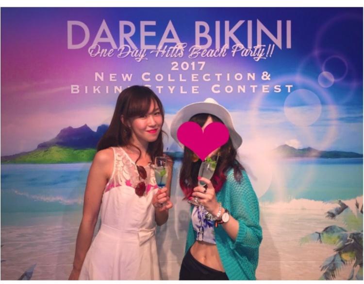 【PARTY】この夏は○○ビキニに大挑戦?!DAREA BIKINI イベントに行ってきました♡_2