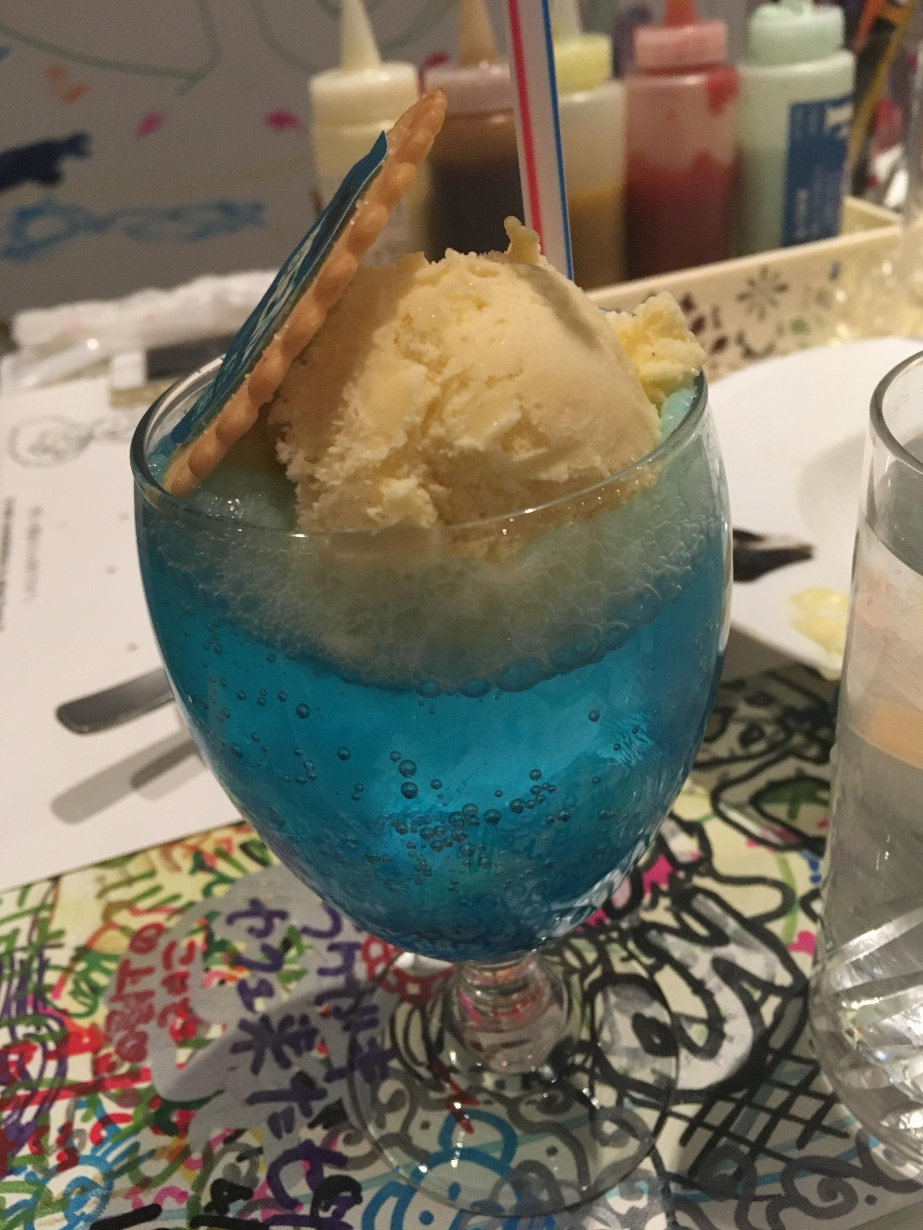 消しゴムも食べられる!?期間限定★ぺんてるのRAKUGAKI CAFE & BAR★_19