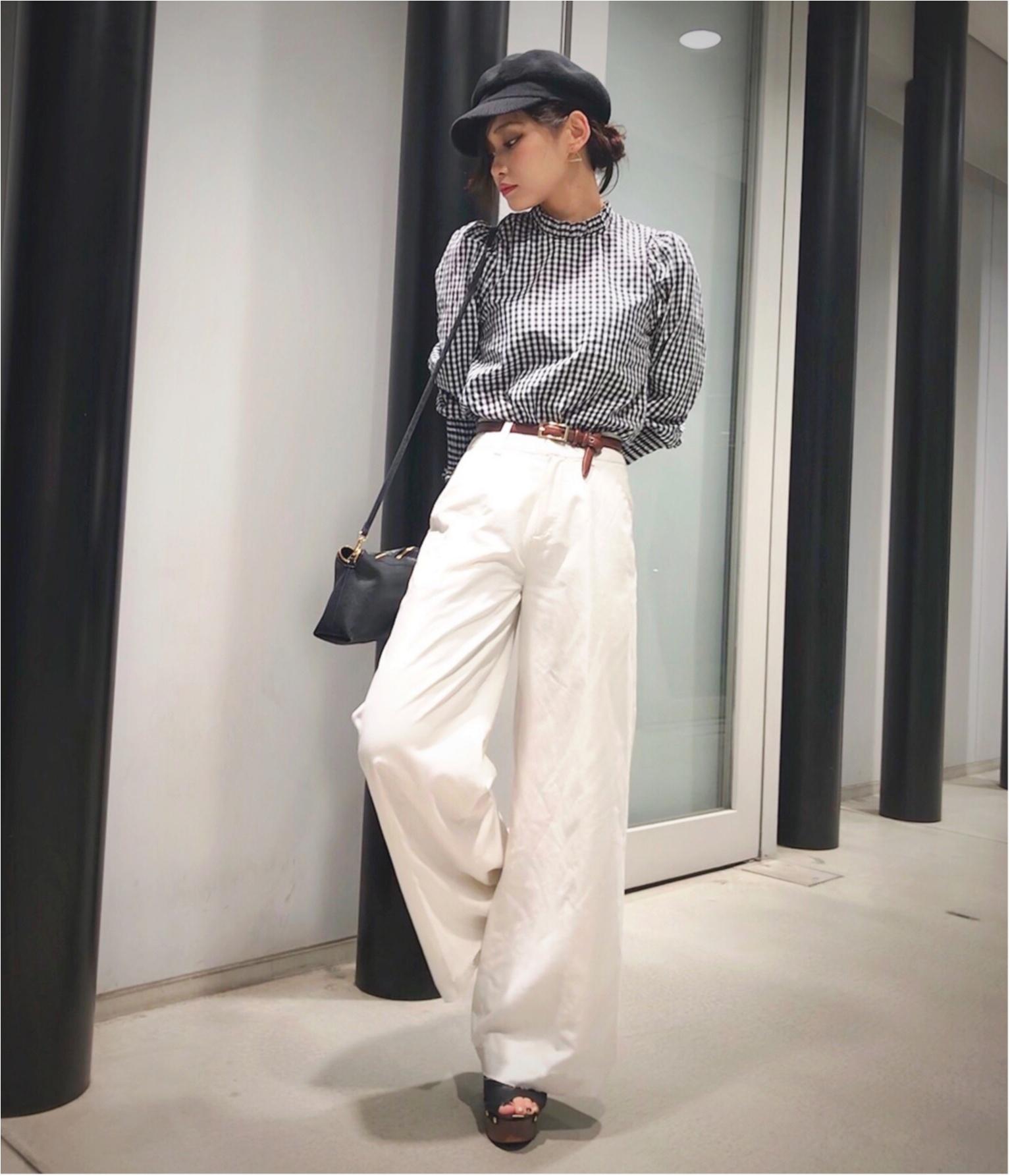 働く女子の「パンツ ファッションコーデ」まとめ【2018年夏】_1