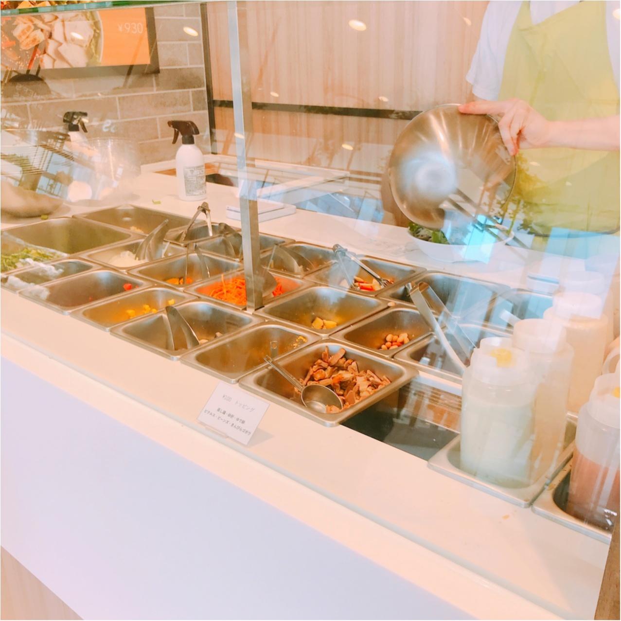 食物繊維たっぷり♡【With Green】の秋限定サラダボウルでヘルシーランチ!_3