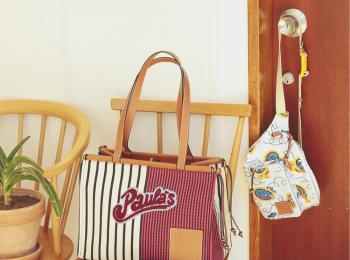 夏を迎える準備。まずは『ロエベ』のバッグで旅する気持ちを高めて♡