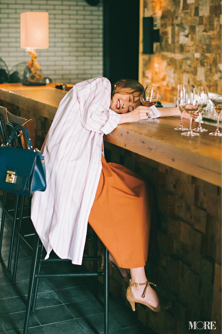ブラウンコーデ特集《2019夏》- 夏のトレンドカラーでつくる20代におすすめのコーデは?_8