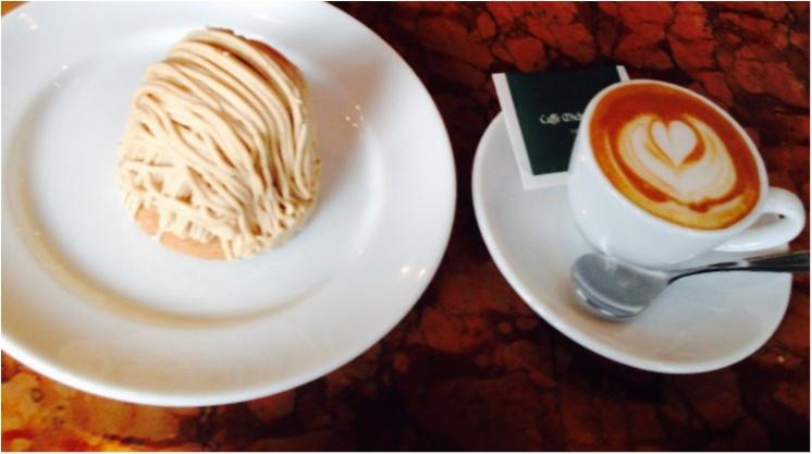 代官山カフェで一休み♪_1