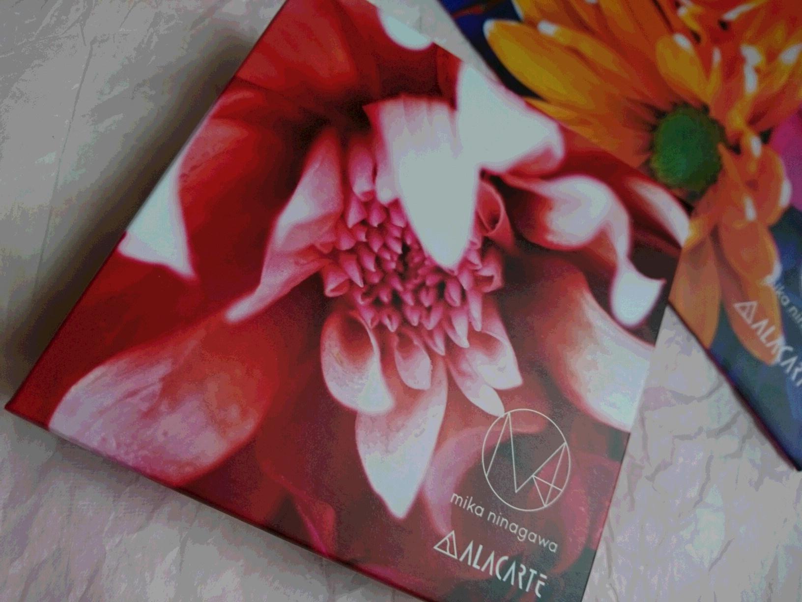 自分用バレンタインチョコは…蜷川実花さんコラボ・スペシャルパッケージのALACARTEチョコ♡_4