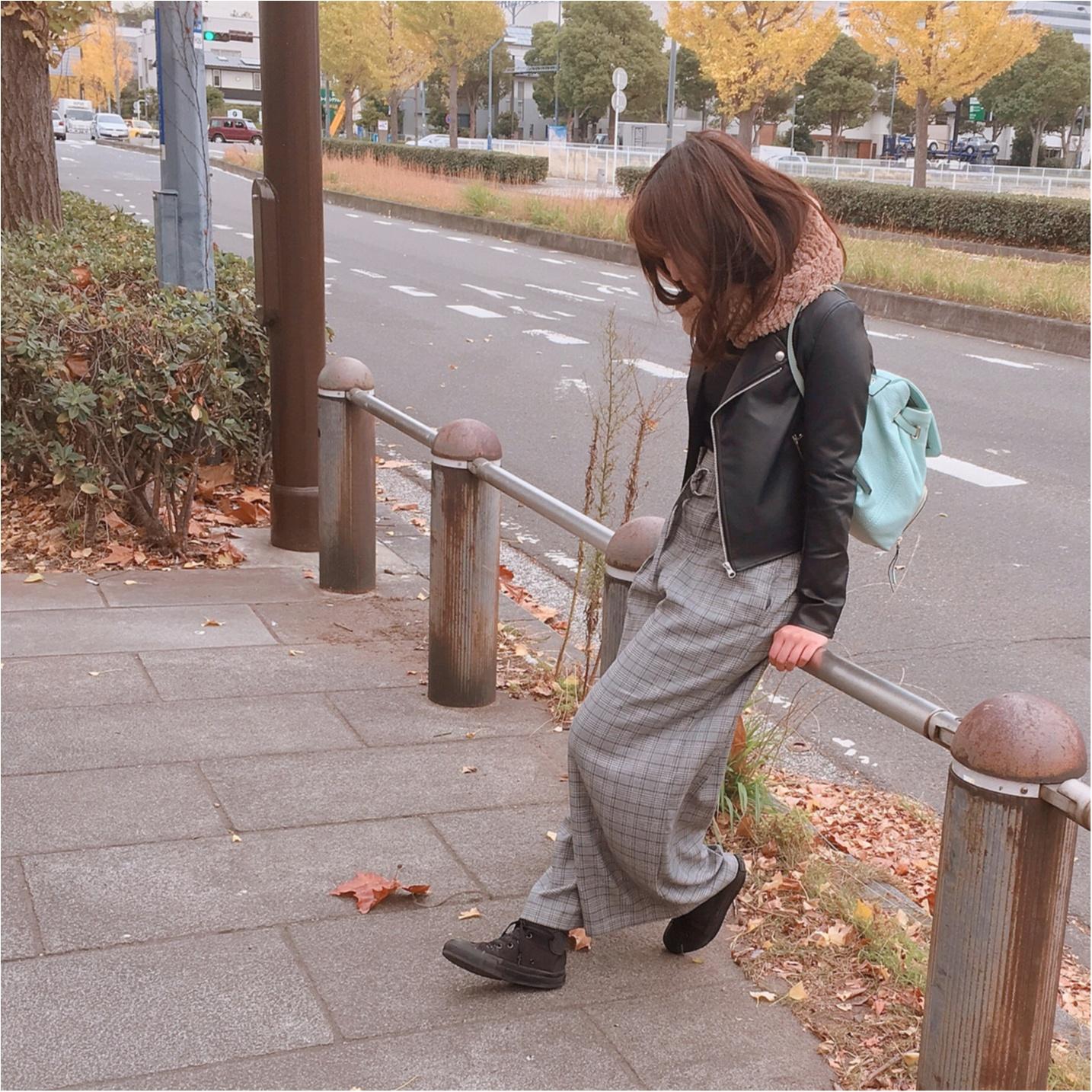 真冬の防寒対策。パンツの内側、なにを履く?_3