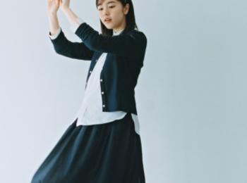 ロング丈スカート、正解バランス最新版! 今っぽくはくにはどうしたらいいの?
