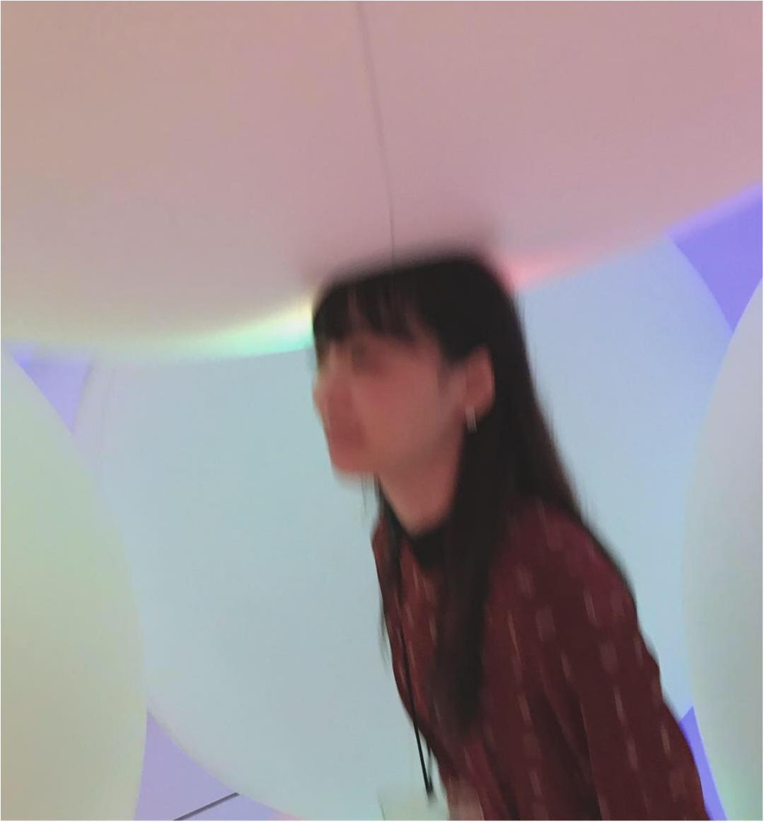 【豊洲】話題の体験型アート☆チームラボ プラネッツ に行ってきました_4