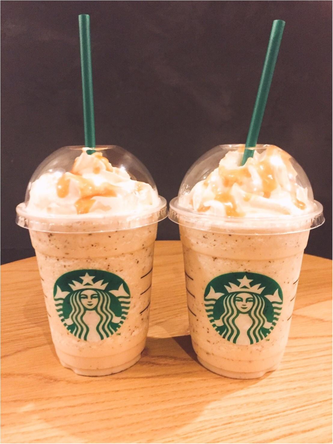 【スタバ】ほうじ茶クリームフラペチーノはどこか懐かしい◯◯の味がする♡♡_2