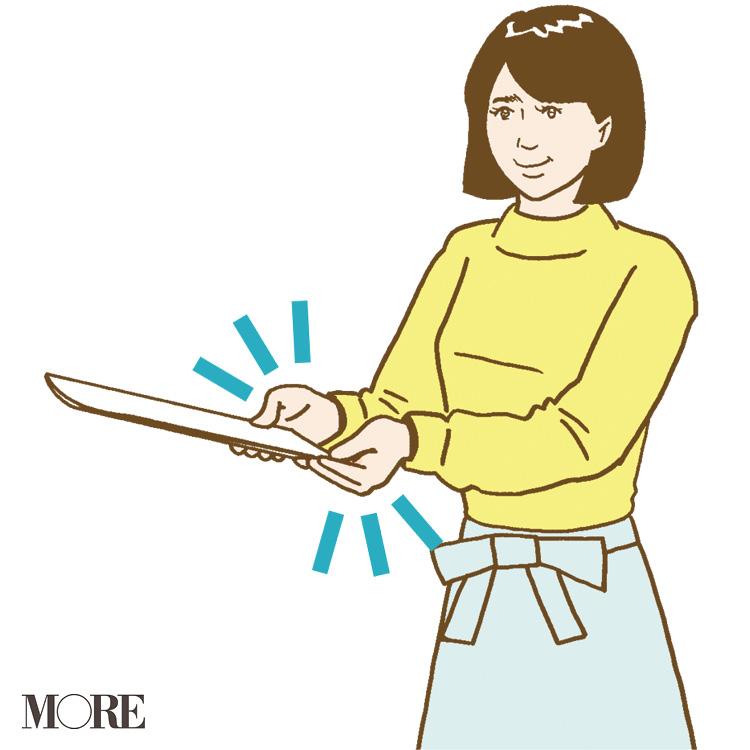 無理な食事制限やジム通い必要なし! 小指を使うだけで体が引き締まる! 薄着の季節までに「小指ダイエット」をはじめなきゃ!!_7