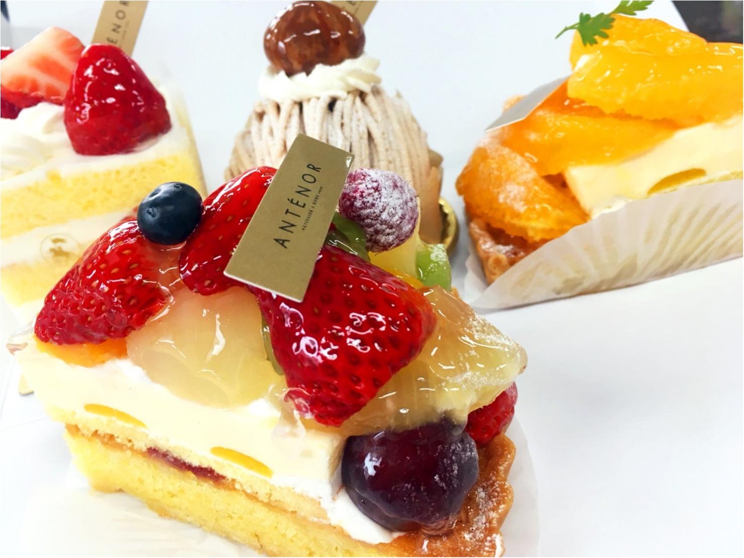 アンテノールのケーキが美味しすぎる。_3