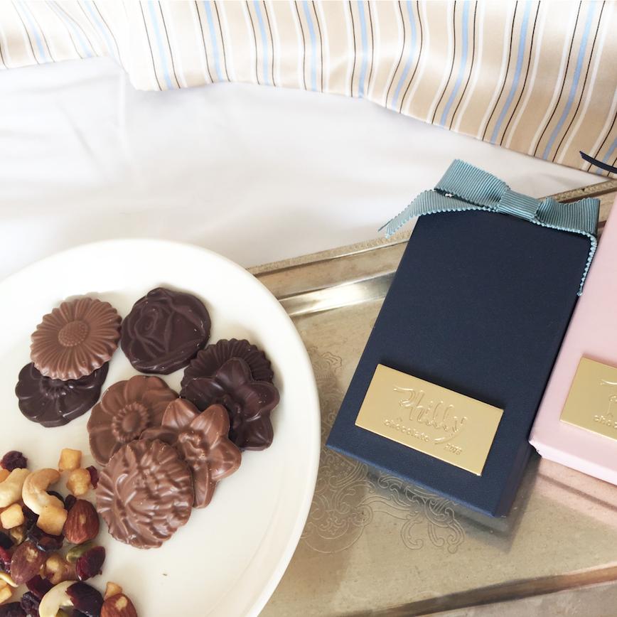バレンタインデートに『Priv.Spoons Club』はいかが? ハンカチブランド『MR.&MRS. CHIEF』&チョコレートブランド『Philly Chocolate』のポップアップ開催♡【2/25(日)まで】_1_3