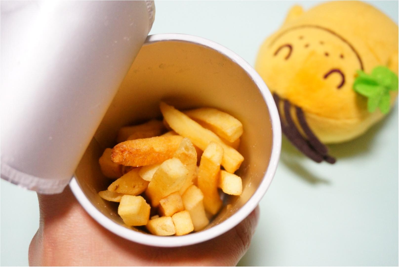 もう食べた⁉︎【Jagabee×MORE】私達が作ったコラボ商品『バターシナモン』が大好評発売中‼︎新商品が出来上がるまでの秘密も教えちゃう♡_6