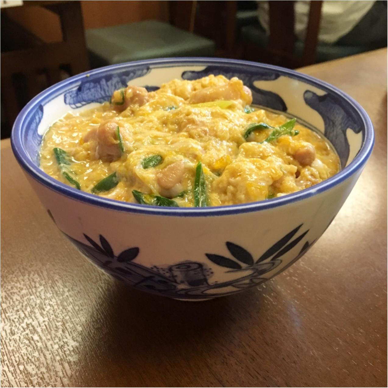 ふわトロっ♡ 絶対に食べたい!京都の老舗《 ひさご 》が作る、人気の親子丼♡♡_2