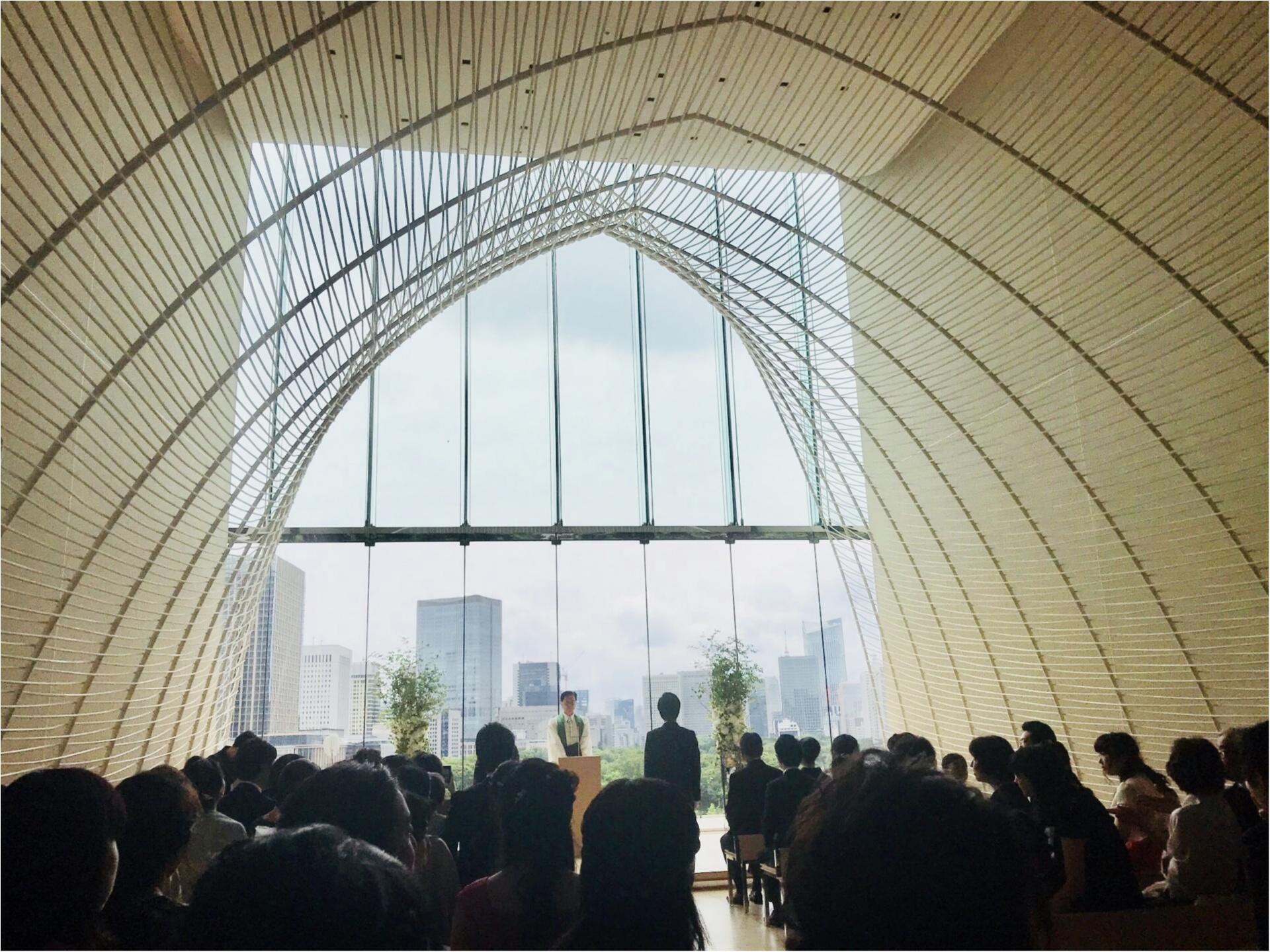 【パレスホテル東京】Happy Wedding❤︎モアハピ部 asuちゃんのアットホームな結婚式♡_2