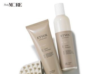 ライターハナエが『エトヴォス』のヘアケアアイテムをお試し! すっきり爽快な洗い上がりにハマり中♪