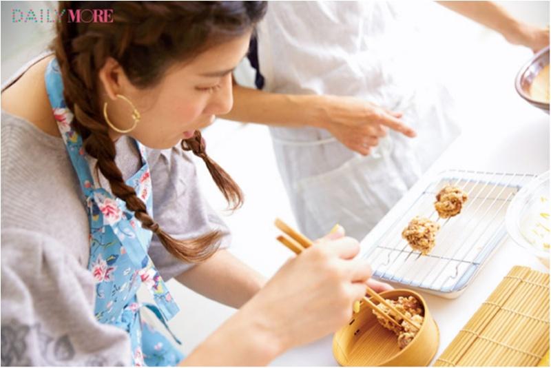 上手なつめ方を学んで「乙女弁当」完成しました!【#モアチャレ 吉田沙保里さんの「お弁当女子」チャレンジ】_2_4