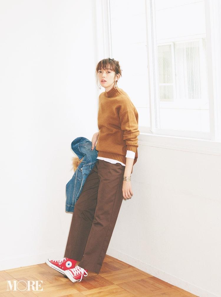コンバースのスニーカー特集 - 20代ファッション(レディース)   おすすめのコーディネートまとめ_11
