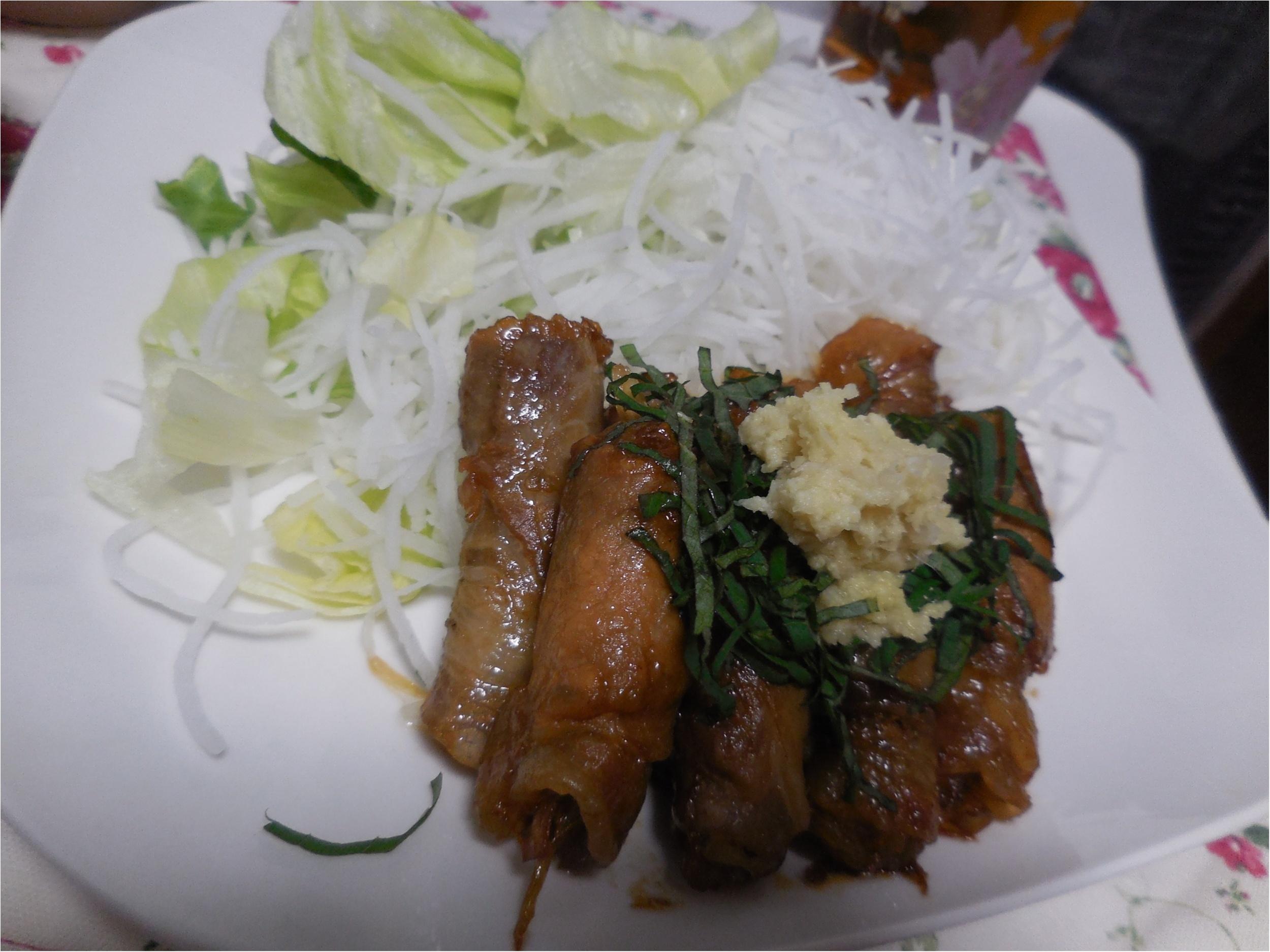 【おうちで作るごはんがやっぱりおいしい!】豚肉のみょうが巻き_3