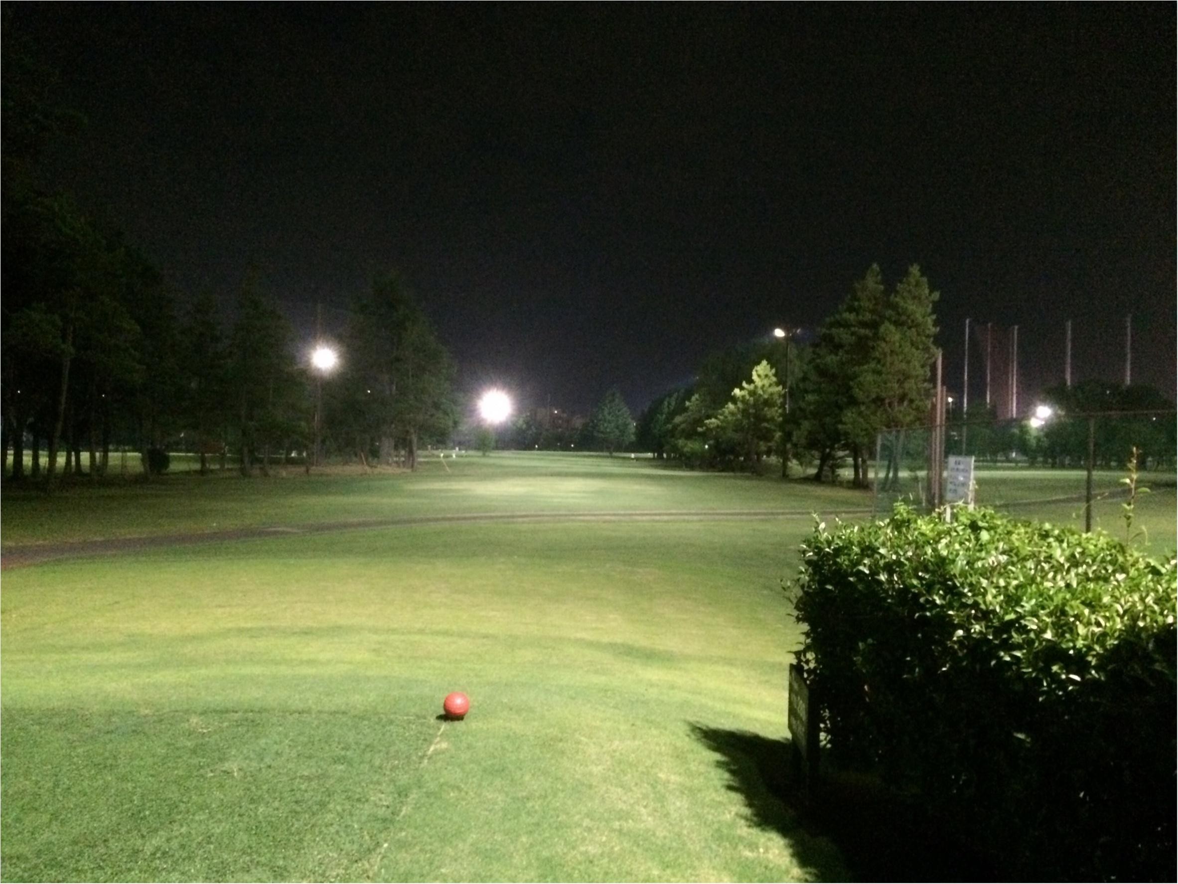 夏の夜にもビギナーにもピッタリ★ 涼しく回れるナイターゴルフをご紹介!【#モアチャレ ゴルフチャレンジ】_2_2