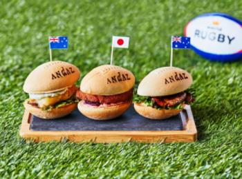 『ラグビーワールドカップ2019日本大会』を盛り上げるスペシャル限定グルメ3選!スタジアム外でも食べて飲んで満喫