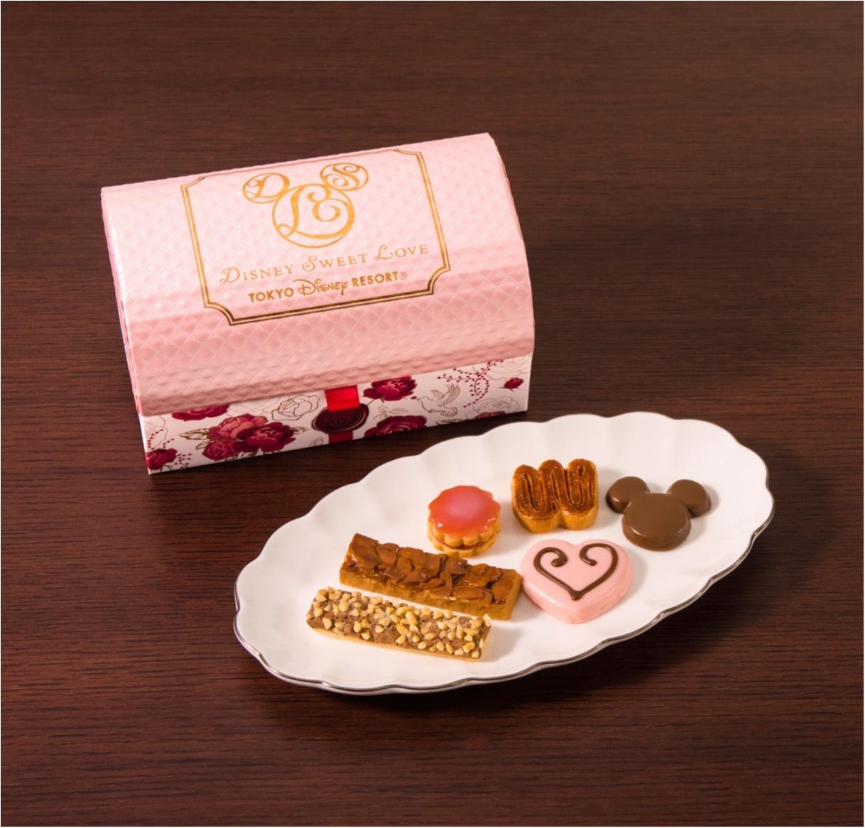『東京ディズニーシー』に、バレンタインスイーツ専門店が期間限定オープン♡ 注目度No.1の『ディズニー・スウィート・ラブ』をチェック!_1_2