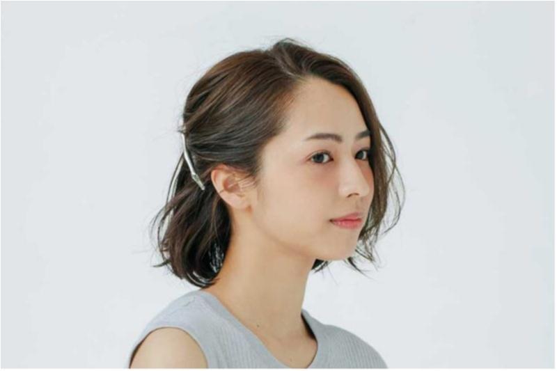 簡単でおしゃれなヘアアレンジ・髪型カタログ | ボブ3