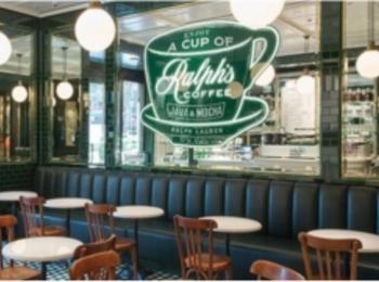 おしゃれすぎ♡ 『ラルフローレン』のカフェが11/22(木)に日本初オープン!!