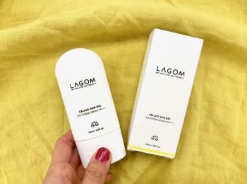 韓国コスメ『LAGOM(ラゴム)』の日焼け止め乳液「サンジェル」が、良すぎるから試してほしい件。