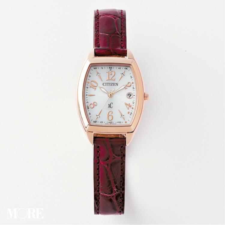 手もとから「信頼」を得る! 才色兼備な腕時計を味方につけて☆_3_4