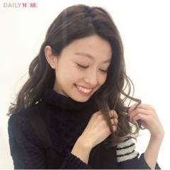 木野園子ちゃんは『LILAY(リレイ)』のマルチバームでトレンドのヘアスタイルに♡【教えて! モアビューティズの1UP美容♡】
