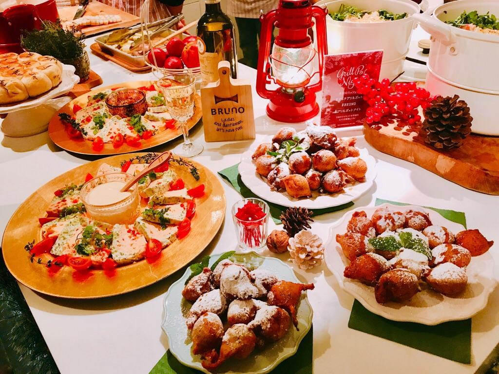 【BRUNO×おうちごはん】映える華やか鍋料理!《グリルポットナイトパーティー》へ♡_6