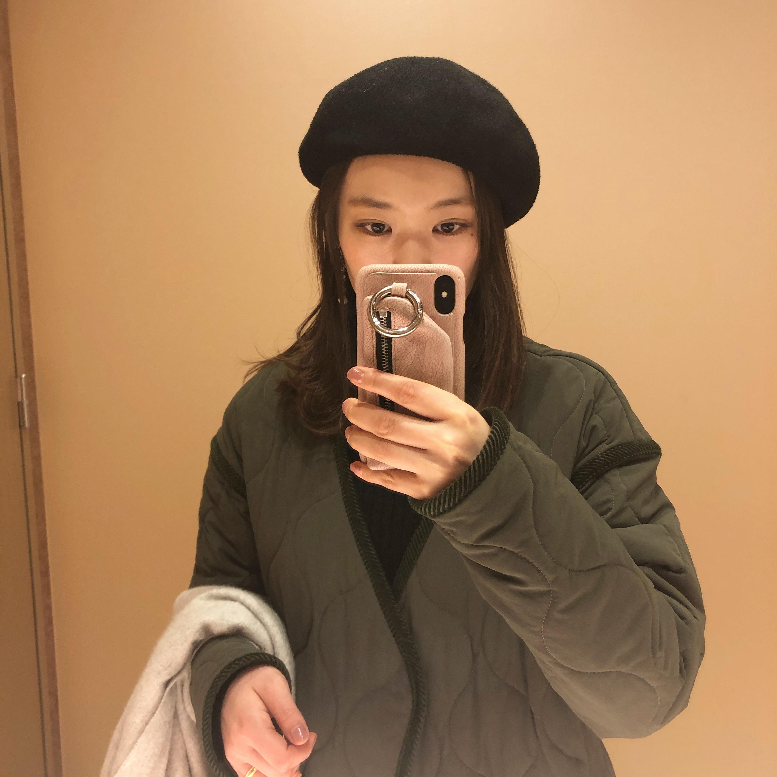 《アヤサンポ》Uniqlo Uの神デニムや、H&Mの暖かニットまで!スカーフアレンジやヘアアレンジも♡_2