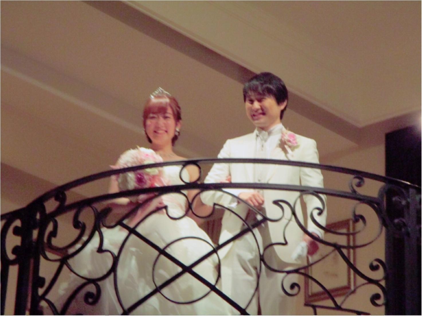 世界一「姫!」な花嫁さん♡ももえちゃん結婚式レポ♡_16