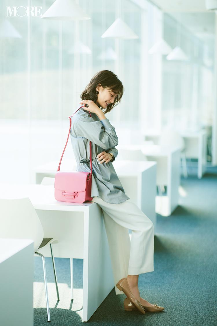夏のトレンドバッグ特集《2019年版》- PVCバッグやかごバッグなど夏に人気のバッグまとめ_52