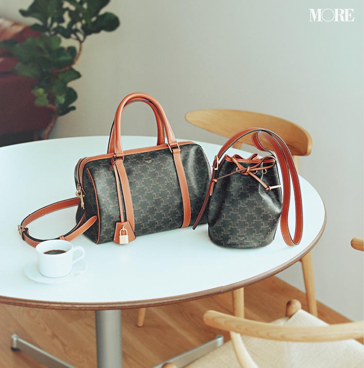 『セリーヌ』のバッグで日常が変わる! 寒い季節こそシックでアクティブなレディになりましょ♡_1