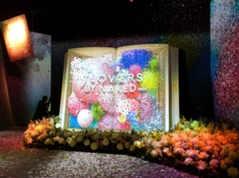 【NAKED】日本橋でお花に埋もれる。《flowers by NAKED》に行ってきました!
