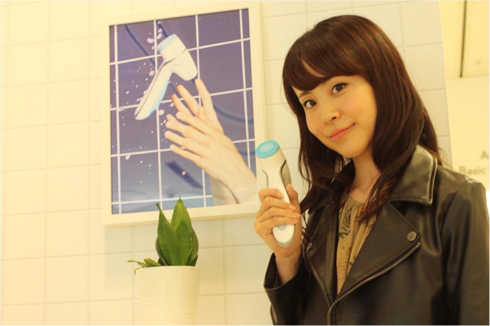 芸能人も愛用♡雑誌でも取りあげられているルミスパを体験してきました!_3