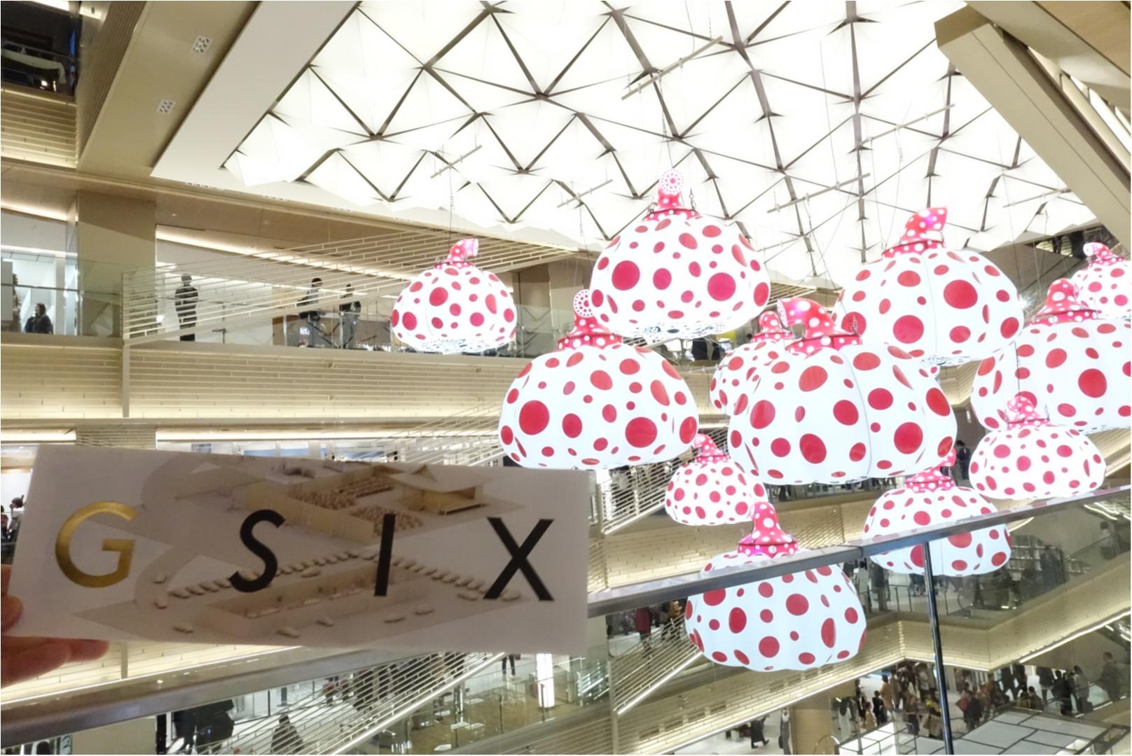 ★明日(4/20)オープン!銀座にできた新しい商業施設【GINZA SIX】に一足お先にお邪魔してきました!_1