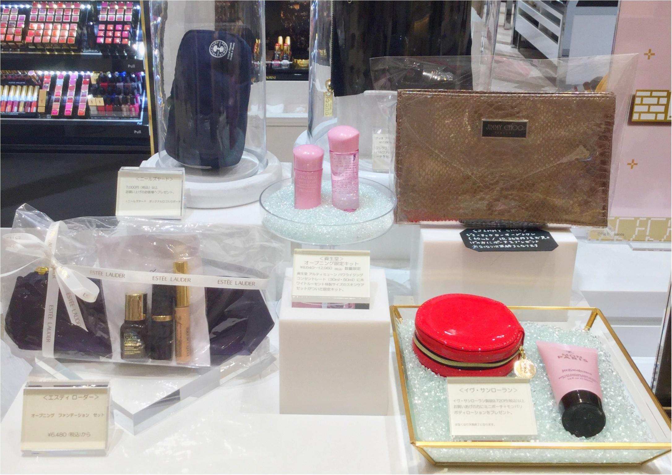 """10/29オープンしたばかりの《ekie広島》なかには西日本初出店の""""ISETAN MiRROR""""や話題のSHOPが目白押し❤️_8"""