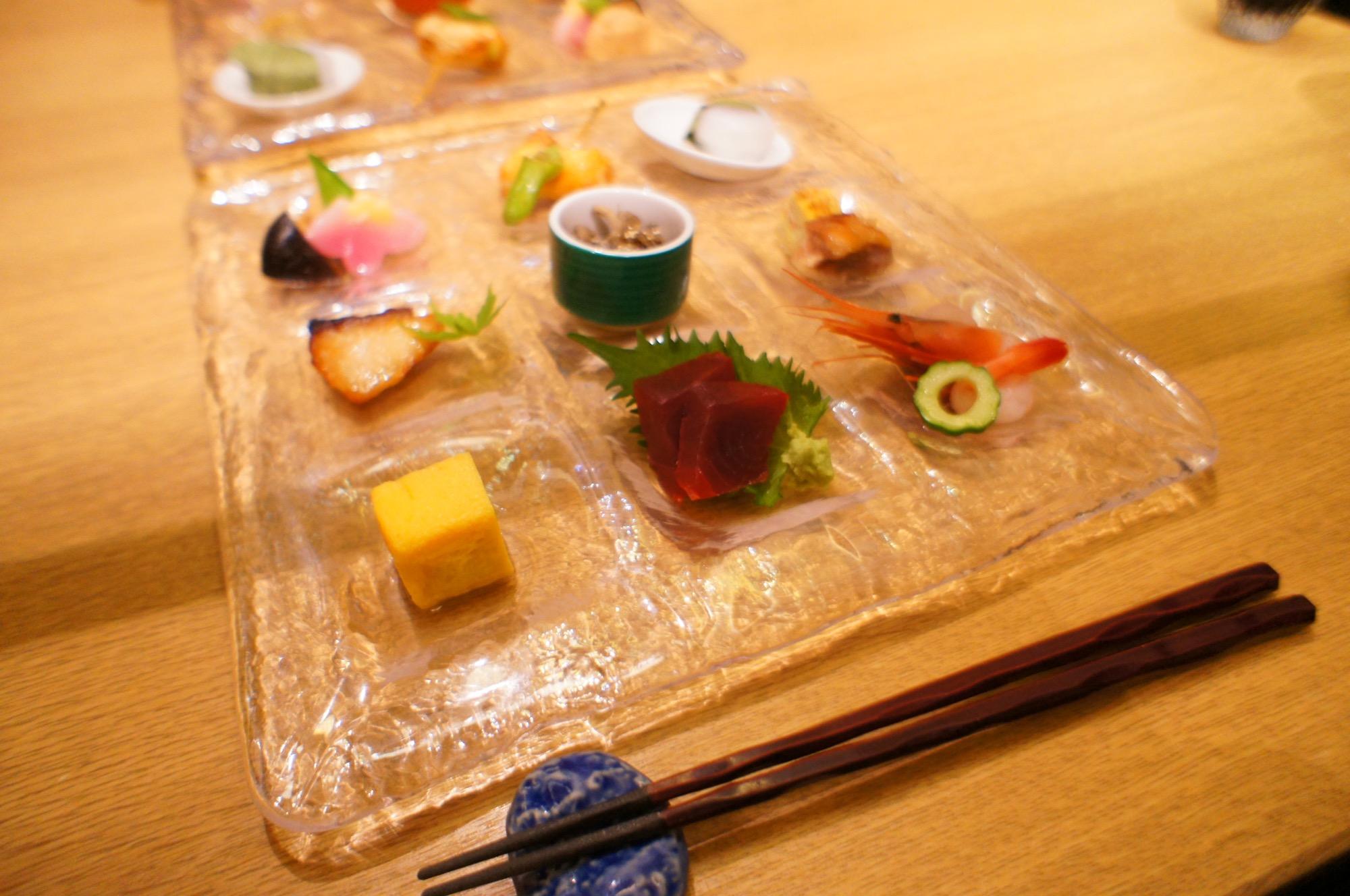 《個室ランチ女子会するならココ☝︎❤️》【銀座】上越やすだで美味しい和食☻!_1