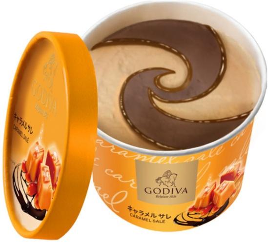 コンビ二で買える! 『ゴディバ』のアイスバーとカップアイスに新作が登場。【11/20(火)発売】_2