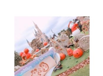HalloweenDisneyland♡♡